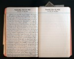 June 23, 1943 Diary Page