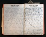 June 26, 1943 Diary Page