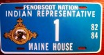 Maine Indian Representative