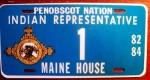 Maine Indian Representative