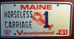 Maine Horseless Carriage