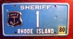 Rhode Island Sheriff
