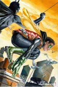 Batman Reborn