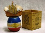 Rare toy egg from the Columbian Exposition of 1893, a world's fair held near Buffalo, N.Y. ($6,665).