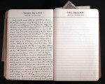 July 1, 1943 Diary Page