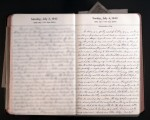 July 4, 1943 Diary Page