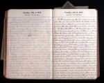 July 6, 1943 Diary Page
