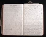 July 10, 1943 Diary Page