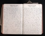 July 12, 1943 Diary Page