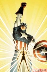 Captain America Reborn #1 Cassaday variant