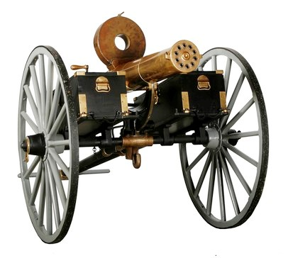 Machine Gun Civil War Civil War Era Gatling Gun