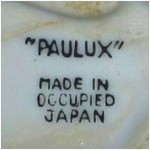 A MIOJ stamp for the Paulux company.