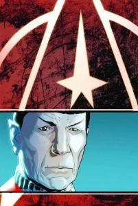 Star Trek Spock Reflections #1