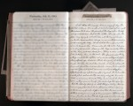 July 22, 1943 Diary Page