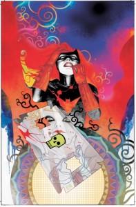 Detective Comics #855: Misterioso