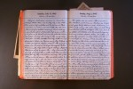 July 31, 1943 Diary Page