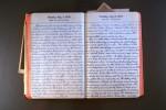 Aug. 2, 1943 Diary Page