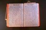 Aug. 8, 1943 Diary Page