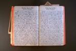 Aug. 12, 1943 Diary Page