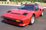 This bright red 1985 Ferrari 308 GTS Quattrovalvole, with just 49,013 miles, sped off for $24,150.