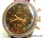 The original Omega Speedmaster, produced in 1957.