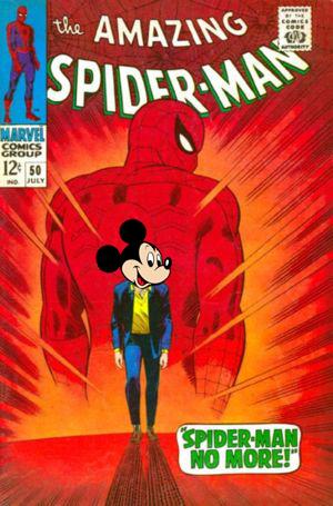 Disney has purchased Marvel Comics for $4 billion.