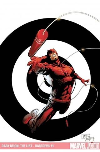 Dark Reign: The List: Daredevil