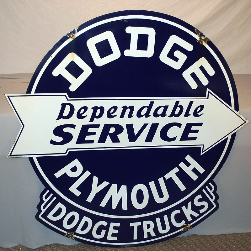 Old Automotive Signs : Truck signs from garage art llc autos post