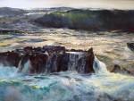 A tone seascape by Wesley Kime