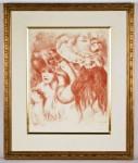 """Renoir's """"Le Chapeau Epingle"""""""