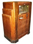 This unrestored 1936 Wurlitzer Model 35 prototype jukebox soared to $77,625, a new auction record for a Wurlitzer.