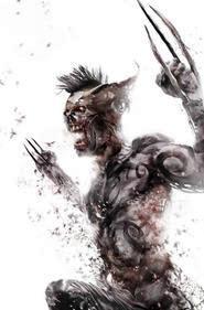 Wolvie Zombie