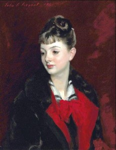 "John Singer Sargent's ""Mademoiselle Suzanne Poirson"" (estimate: $700,000-$1 million), comes from the Estate of Thomas J. Carroll, a prominent American collector."
