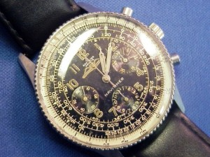 The history of the Breitling Navitimer watch is hard to pin down, as company records have been lost, and company lore does not match up with other facts. This all makes the Navitime an interesting watch to collect.