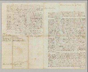 A revealing and poignant George Washington autograph letter signed to his nephew Bushrod Washington, is considered one of the most important Washington letter to come to auction in many years and is estimated to bring in $1.5-$2.5 million.