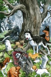 """Beasts of Burden"""" #4"""