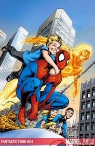 "Fantastic Four"" #574"