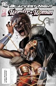 Blackest Night: Wonder Woman