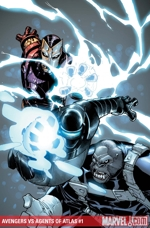 Avengers vs. Agents of Atlas #1 of 4
