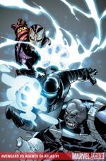 Avengers vs. Agents of Atlas #1 of 4
