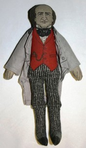 The P.T. Barnum doll followed in August 1979. The dolls can be found for $5-10 each.