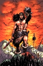 Conan The Cimmerian: The Weight of The Crown One-shot