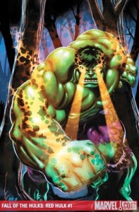 Fall of The Hulks: Red Hulk #1 of 4