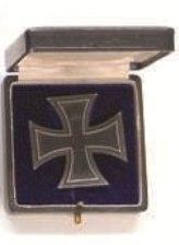 Von Tutschek's Iron Cross