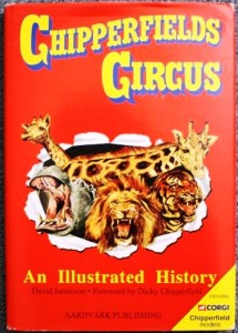 "Corgi Chipperfield models are very popular. In fact this book, ""Chipperfield's Circus: An Illustrated History,"" by David Jamieson, features six pages of text and illustrations of the Corgi models. Note that the Corgi models are highlighted in the lower corner of the book cover."