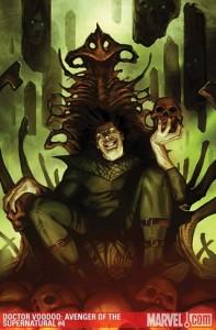 """Doctor Voodoo"""" #4"""