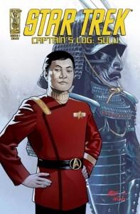 Star Trek: Captain's Log: Sulu