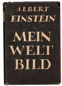 Albert Einstein Mein Weltbild