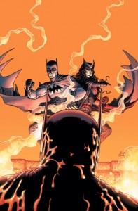 Batman and Robin #8