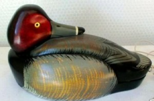 Wood Duck telephone.